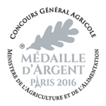 medaille-argent-concours-agricole-2016