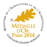 medaille-or-concours-agricole-2014